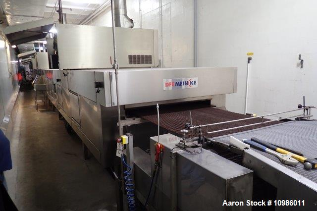 Used- Haas-Meincke Impingement Convection Oven
