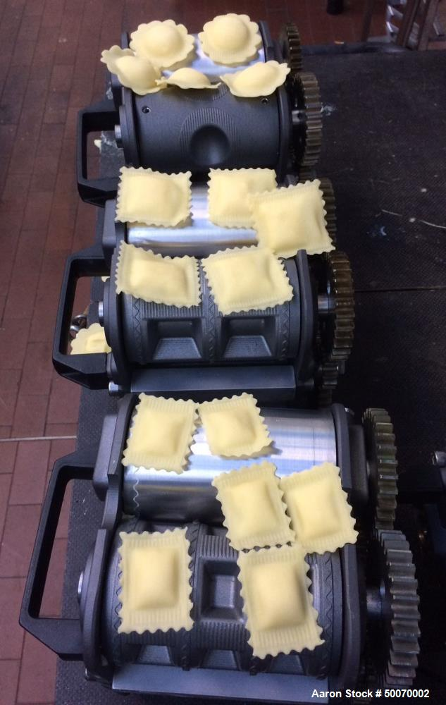 Used Dominioni Pasta Combined Pasta-Ravioli Machine