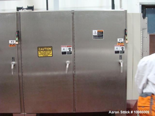 Used- Peters Creamer for Mini Cookies, Model PT-6.