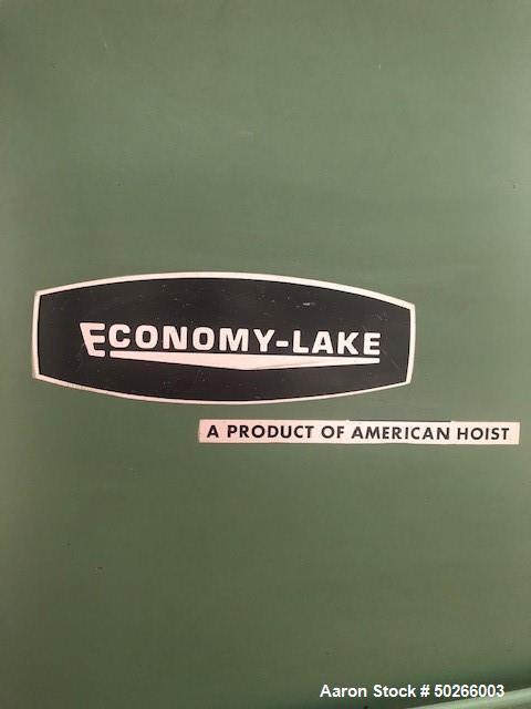 Used- Economy Lake Baler, Model 726110.