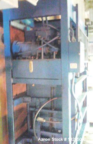 Used- Philadelphia Tramrail Vertical Baler