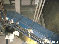 "60"" X 56' Incline Feed Conveyor"