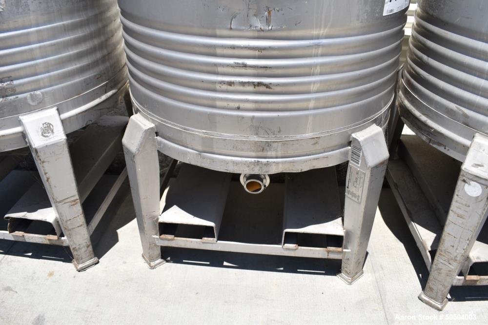 Used- Aseptic Liquid Tote Bin