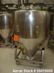 Used- L.B. Bohle (LBB), Model MC-1400 Mobile, 1400 Liter (370 Gallon)