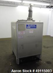 Used- Custom Metalcraft / Transtore Tote Bin With Mixing System, Model 515408, 3