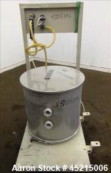 Used- ITW Gema Powder Coating Fluidization Hopper