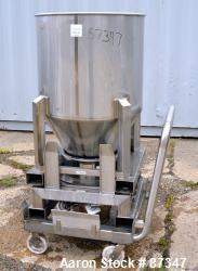 Used- Stainless Steel Matcon Pharma Smartdrum System