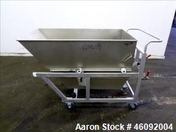 Unused- Liquid Tote, Approximate 25 Cubic Feet (200 gallons)