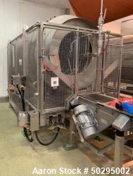 Used- Dodman Ltd. Blanching System