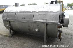 Used- Rotary Blancher, 304 Stainless Steel