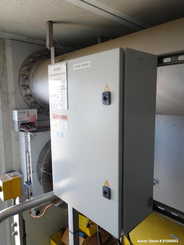 Used- Kaeser Blowing System
