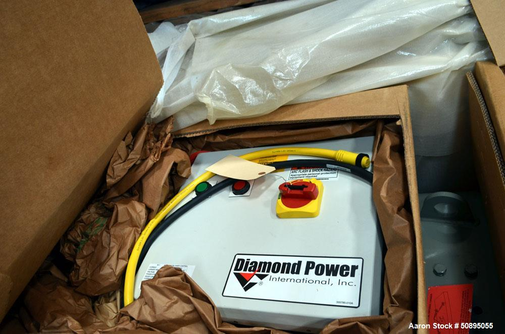 Used- Diamond Power Specialty Retractable Soot Blower, Model IK-700