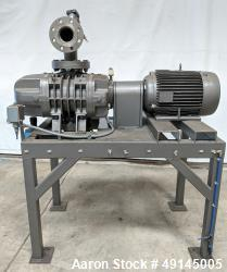 Used- Hick Mechanical Booster Pump / Rotary Piston Blower