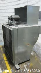 Used-NEW YORK BLOWER SERIES 20 GI FAN, YEAR 2005