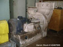 Used- Blower, Carbon Steel