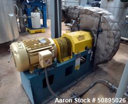 Used- Twin City Fan High Pressure Blower, Type TBR-N
