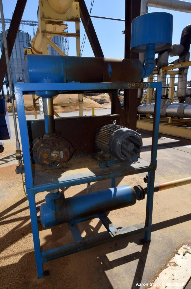 Used- Smoot Blower System