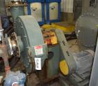 Used- New York Blower Pressure Blower, Carbon Steel