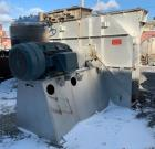 Used- Robinson Industries 350 HP Radial Blower, Type RB122. size 49- 1/