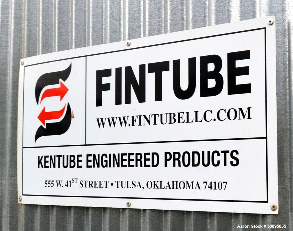 Used- Kentube Engineered Products Economizer