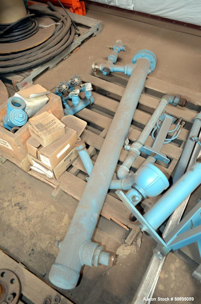 Used- Cleaver Brooks Blowdown Heat Recovery System, Model CBHR-10