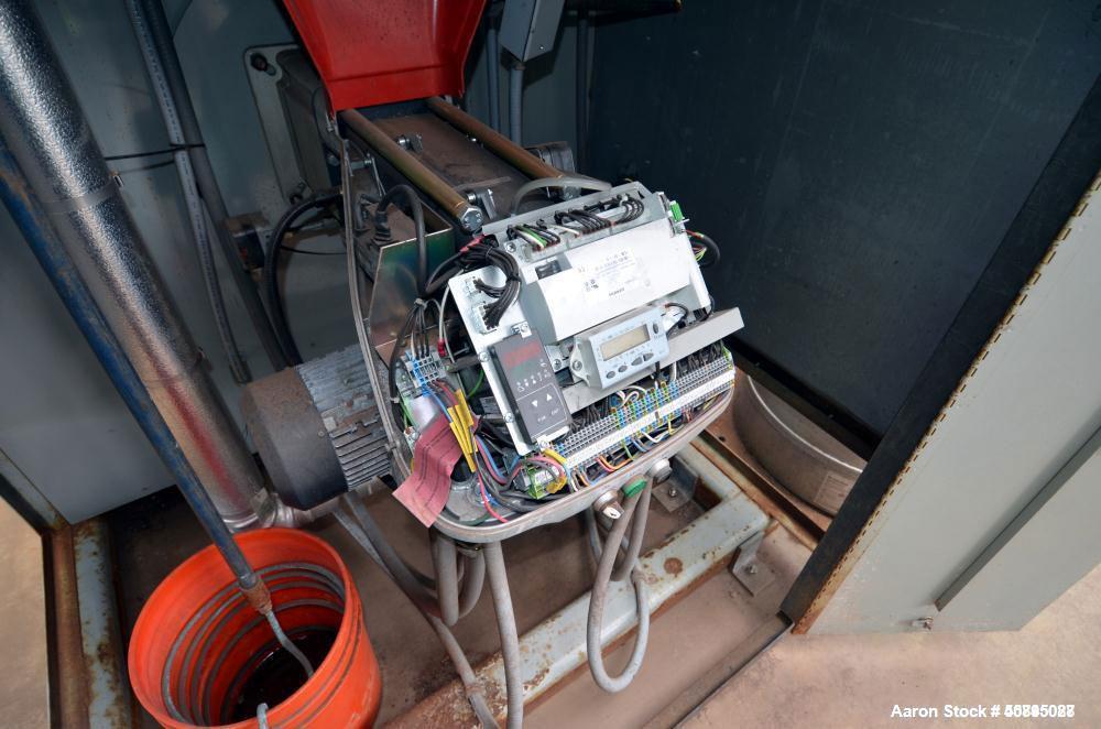 Used- Bryan Forced Draft Propane Gas Heated Steam Boiler, Model RV450-S-150/15-F