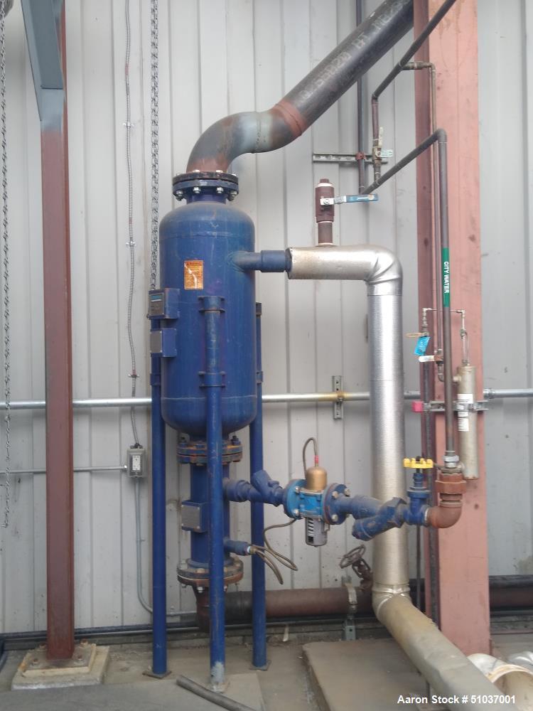 Used- Burnham Fire Tube Boiler