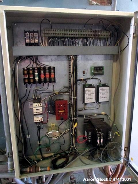 Used- Cleaver Brooks 300HP Packaged Steam Boiler