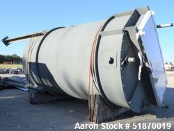 Unused- Born HDO Direct Fired Heater. Operating conditions 805 psig at 390 degress F., radiant tube bare surface area 345 sq...