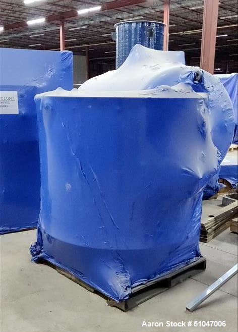 Unused- Thermogenics High Pressure Boiler. Model MG 400 NAX. 400 HP. 13,800 lbs/hr at 212 Degrees F. 250 psig MAWP. 125 psig...