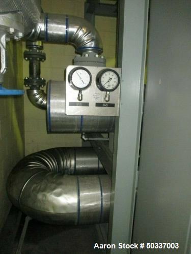 Used- 2.3 MM BTU/HR Gaumer Electric Process Hot Oil Heating System