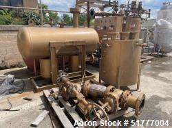 Fulton FT Vertical Coil Design Thermal Fluid Heater