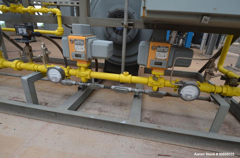 Used- G.C. Broach Direct Fired Super Heater