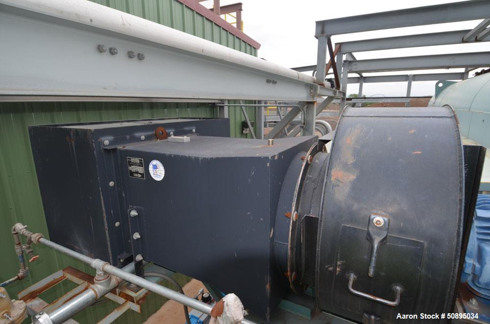 Used- Cleaver Brooks Water Tube Boiler