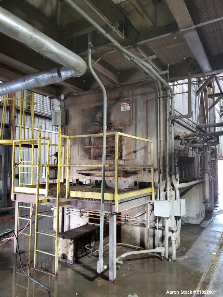 Used- Turn-key Hybrid Firetube-Water Tube Biomass Boiler Facility
