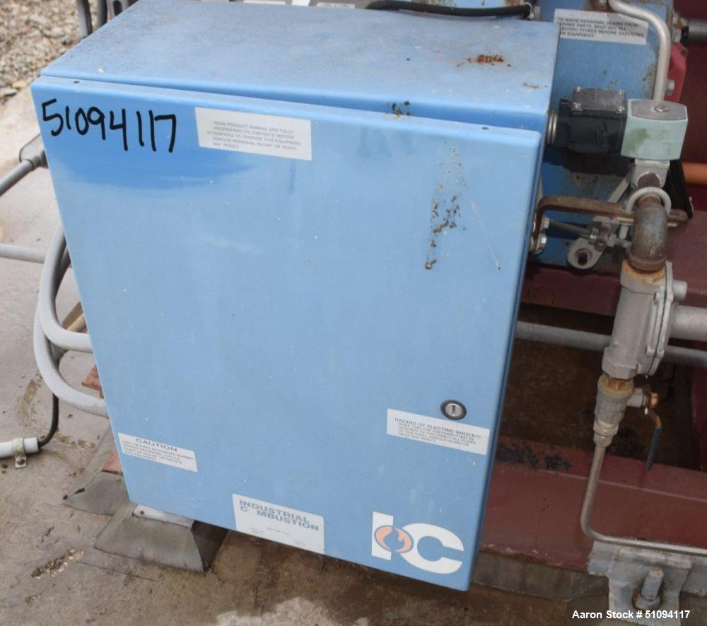 Used- AHC American Heating Company Furnace. Internal chamber rated 825 psi at -20 to 850 degrees F. Serial# 1220, National B...