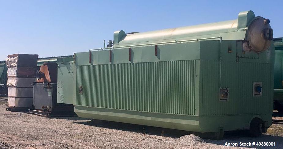 Used- B&W Boiler, Model FM 103-88