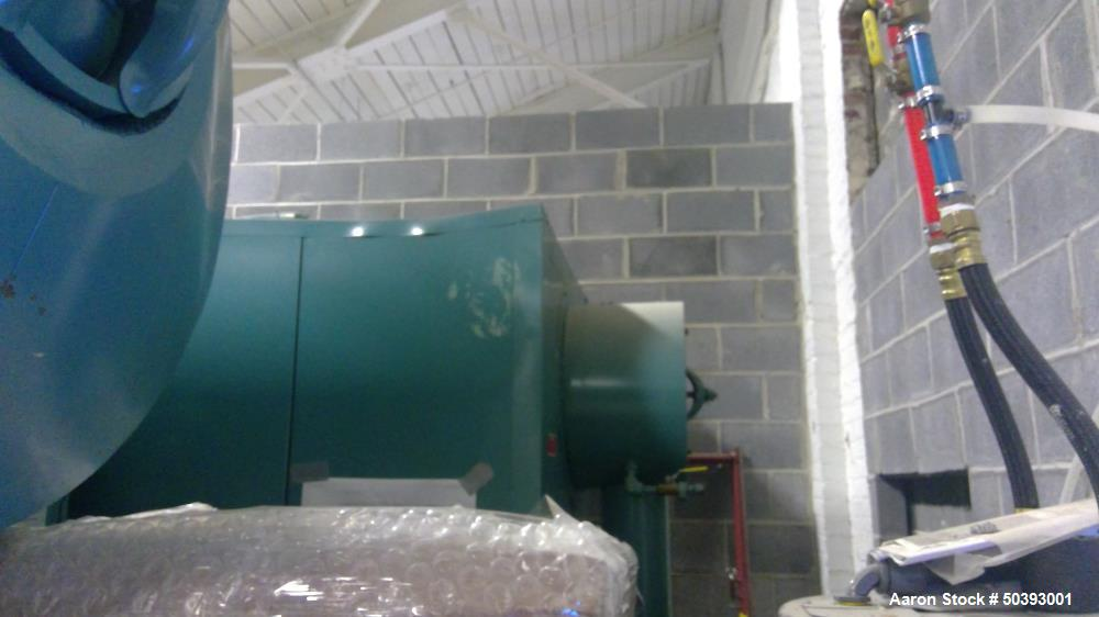 Used- Cleaver Brooks Flex Tube Water/Steam Boiler