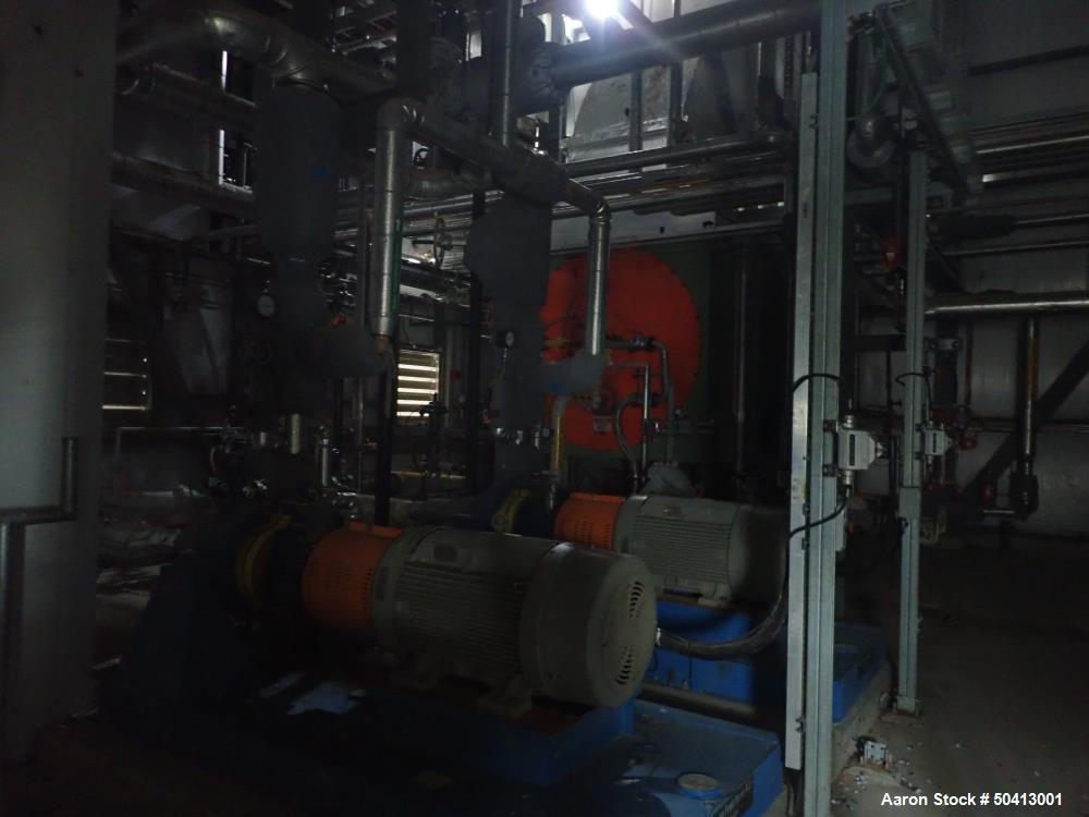 Used- English Boiler and Tube Water Tube Boiler