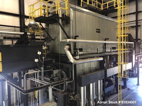Used-English High Pressure Biomass Boiler