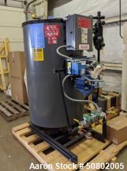 Unused- Lattner Water Tube Boiler/Steam Generator