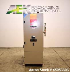 Used- Fulton PulsePak Hydronic Boiler, Model PHW-950SM. Input 950/190K BTU per hour. Output 855/171k BTU per hour. Design Pr...