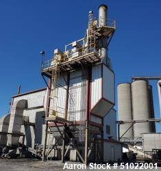 Used- Turn-key Hybrid Firetube-Water Tube Biomass Boiler Facility