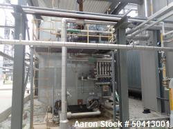 Used- English Boiler and Tube Water Tube Boiler, Model 250 AHWT 250