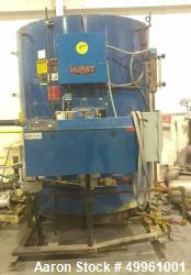 Used- Hurst Vertical Steam Boiler, Model 4VT-G-80-150.