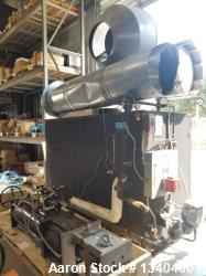 Used- Parker Industrial Boiler, Model 104-50.