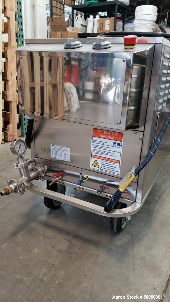 Used- Steamericas Optima Steamer, Model SE-II.