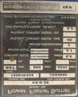 Used Hurst Steam Boiler; 100 HP