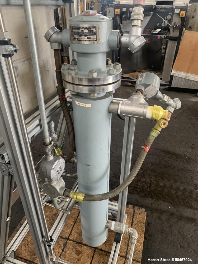 Used- Watlow Water Heater, Unit# 711-00ABX193