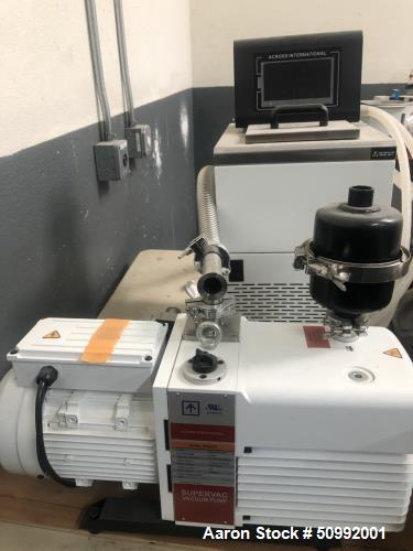 Used- Across International 10L Short Path Complete Turnkey Package